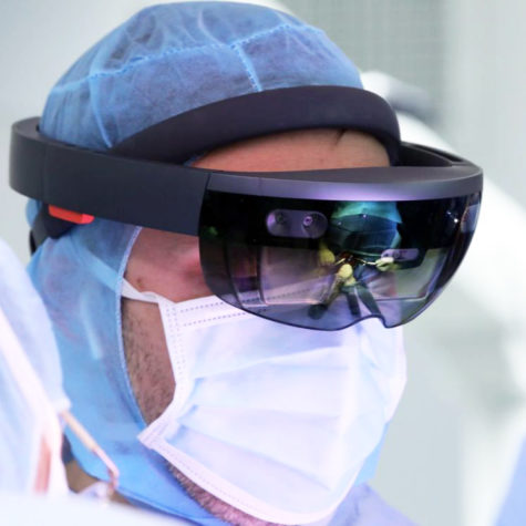 casque de réalité augmentée